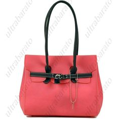 Candy Color Lock Designed Dull-Polished Jelly Plastic Shoulder Bag with dual Straps for Lady Girl Woman ($37.79)