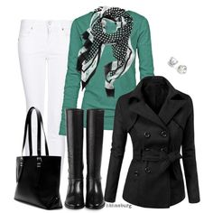 No. 395 - Sunday Outfit, created by hbhamburg on Polyvore