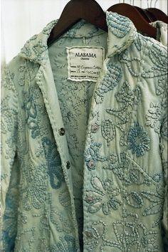 Alabama Chanin jacket
