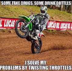 Riding is my therapy
