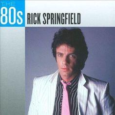 Rick Springfield - The 80s: Rick Springfield (CD)