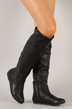thigh high boots for suede studded slouch
