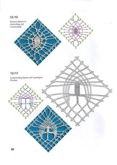 Bobbin Lace Patterns, Bobbin Lacemaking, Hairpin Lace, Yarn Thread, Point Lace, Lace Jewelry, Needle Lace, Lace Making, Tutorials