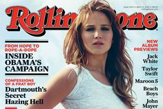 jennifer lawrence america's kick ass sweetheart- Rolling Stone