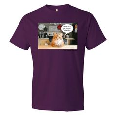 Norton The Barista: Mens Fine Cotton Jersey T-Shirt