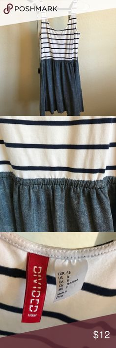 H&M Summer Dress Excellent Condition! H&M Dresses Mini