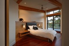 Bedroom (The Armada House by KB Design)