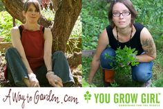 You Grow Girl, a community for gardeners not unlike myself; people who want to grow but whose garden space is less than ideal. And for those of us with shallow pockets but a big, crazy love for tending plants and making a meal from homegrown fare, wherever home may be.