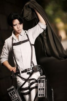 good levi cosplay - Google Search