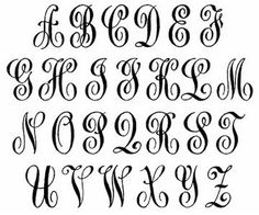 Free interlocking monogram font download cricut crafts monogram ideas pronofoot35fo Images