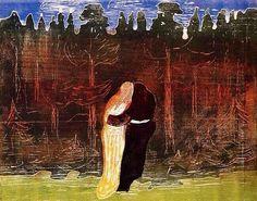 Edvard Munch, WoodCut