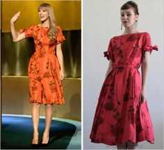 Vera Vague 'Vintage Dress' (Etsy)