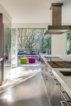 Stunning modern home renovation in Portola Valley