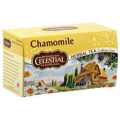 I'm learning all about Celestial Seasonings Chamomile Herbal Tea at @Influenster! @CelestialTea