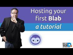 Blab - Hosting a Blab-Cast - A Tutorial - YouTube