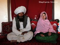 Before this 11-year-old bride married her 40-year-old husband, she told the photographer she'd rather be in school. She hoped to one day become a teacher.