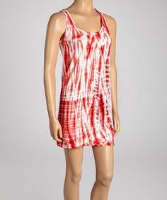 Look what I found on #zulily! NCAA Louisville Cardinals Sleeveless Dress by NCAA #zulilyfinds