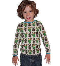 Smafolk Monster Tee = James! Boy Outfits, Tees, Blouse, Long Sleeve, Sleeves, Clothes, Shopping, Women, Style