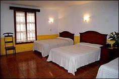 Hotel Posada del Marquesado, Oaxaca, México.  3 Estrellas