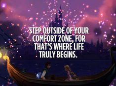 #ComfortZone #Disney