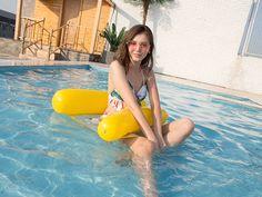 $25.73 - Cool YUYU new inflatable pool float bed 120cm*70cm water inflatable lounge chair float swimming float hammock lounge bed for swimming - Buy it Now! #bikiniconcepts #beach #beachwear #bikini #bikinifashion #bikinifitness #bikinigirl #bikinimodel #bikinis #clothing #fashion #fashionideas #fashionista #fashionstyle #fashiontrends #holiday #hotgirl #instafashion #lifestyle #loveit #outfitoftheday #style #summer #swimsuit #beauty #fitness #amazing #boutique Pool Party Kids, Water Party, Water Hammock, Sand Toys, Beach Toys, Bikini Workout, Style Summer, Bikini Models, Swimming Pools