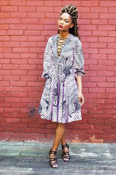 THE XEINA Dress by AsikereAfana on Etsy