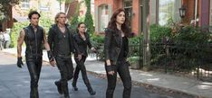 mortal instruments on the way to see the witch