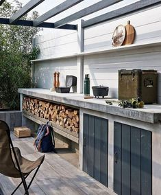 If you are looking for Outdoor Kitchen Lighting, You come to the right place. Here are the Outdoor Kitchen Lighting. This post about Outdoor Kitchen Lighting . Outdoor Decor, Barbecue Design, Rustic Kitchen Design, Backyard Decor, Outdoor Remodel, Outdoor Kitchen Decor, Outdoor Kitchen Island, Outdoor Cooking, Rustic Kitchen