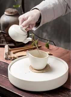 Name:tea board (White Porcelain)   Specifiction:Height:5.5cm; Width:25cm;    traditional gift packaging... Worldwide…