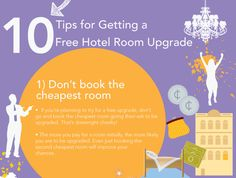 10 Tips for getting Free Hotel Room Upgrade.. yeah worth to try it!