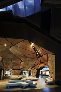 The Rock - Wellington Airport / New Zealand, 2010 by Studio Pacific Architecture