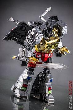 Transformers Masterpiece MP-08 Grimlock