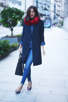 Fall And Winter Fashion Inspiration On Pinterest Trench Coats And Blazers