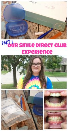 Follow our journey w/ SmileDirectClub & get an exclusive discount code…