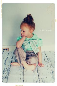 are. you. kidding. me. one in mummy size too please!! from the fleur + dot aw 2012 collection. #lifeinstyle #greenwithenvy