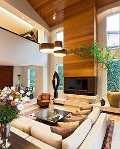 100 Modern Living Room Interior Design Ideas   Gorgeous Interior ...
