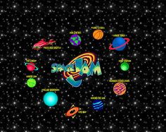 """The official """"Space Jam"""" website hasn't been changed since 1996. 