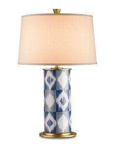 The Patterson Table Lamp By Currey & Company