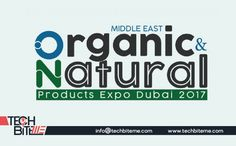 Running for fifteen years, the Middle East Organic and Natural Products Expo connects companies from around the world with distributors, retailers, and import-export companies as well as consumers in the region. The event is held under the patronage of the UAE Ministry of Climate Change and Environment and is supported by IFOAM (International Federation of Organic Agriculture Movements).