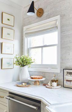 Emily Henderson Modern English Cottage Tudor Kitchen Dining Room Reveal 3 Edited