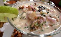 Ceviche de leche de tigre – Nazca Tapas: difícil quedarse con una de las tapas de este restaurante peruano-japonés, pero sin duda tienes que probar el plato revelación, que hace un año era desconocido para el gran público y ahora se ha convertido en una moda .   (C/ Baños, 32)