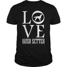 Love Irish Setter