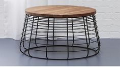 Anchor the living room with a modern coffee table. From classic wood to contemporary acrylic, find materials and silhouettes that suit your space. Boho Living Room, Living Room With Fireplace, Living Room Decor, Furniture Inspiration, Apartment Design, Great Rooms, Home Remodeling, Family Room, New Homes