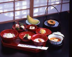月(一汁六菜)天龍寺直営 精進料理店「篩月(しげつ)」