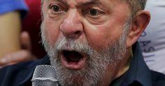 Lula disse que só sairia algemado para depor, informou delegado da PF