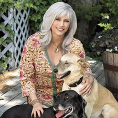 Emmylou Harris walks the talk, rescuing dogs on death row, educating people, and rehoming unadoptable dogs. On August 18 in Nashville, Emmylou will host the first annual Woofstock at Fontanel to benefit rescue.