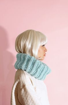 Ice pop Snood - Buy Wool, Needles & Yarn Snoods - Buy Wool, Needles & Yarn Kits de Tricot | WE ARE KNITTERS