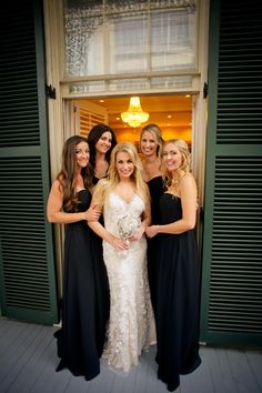 One of our brides is featured on The Knot!