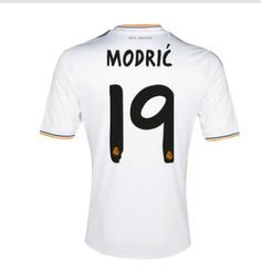 c70a4670c6a32 Adidas real madrid (19 modric) home jerseys-great and stylish 2013-2014