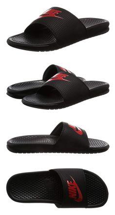 1c53f8c4a92c0c Sandals 11504  Nike Benassi Jdi Black